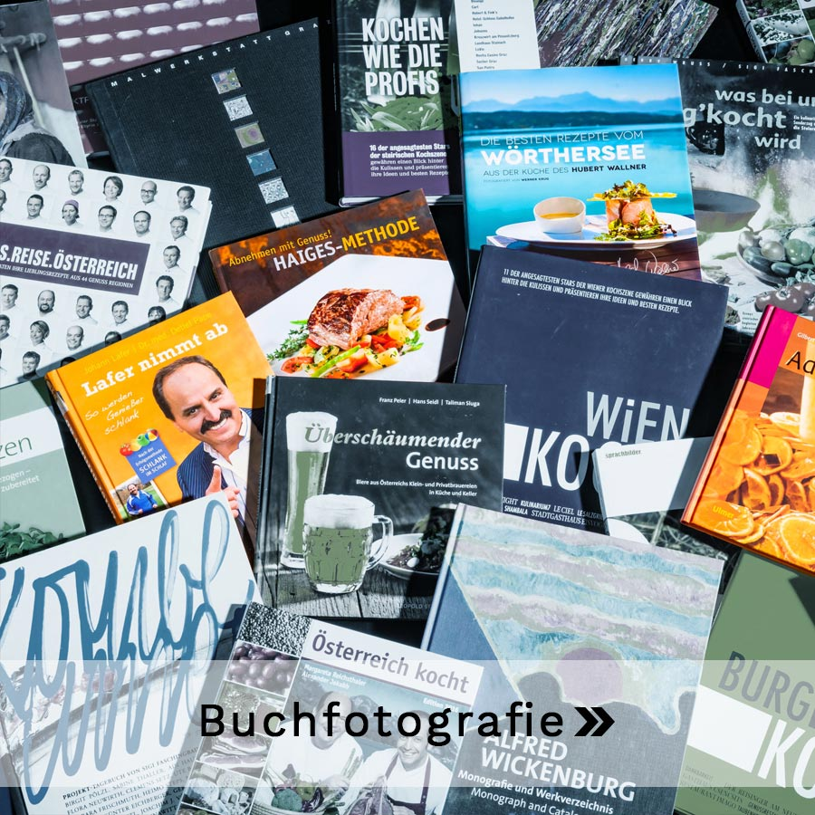 Buchfotograf Werner Krug