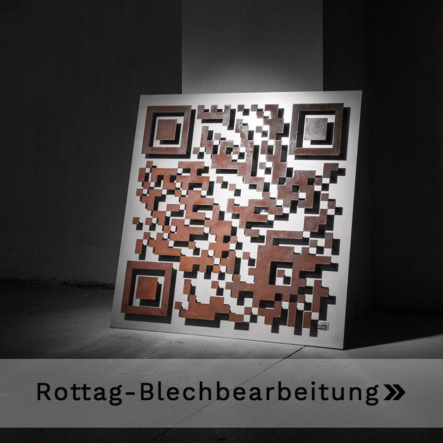 Werbefotografie Rottag Blechbearbeitung