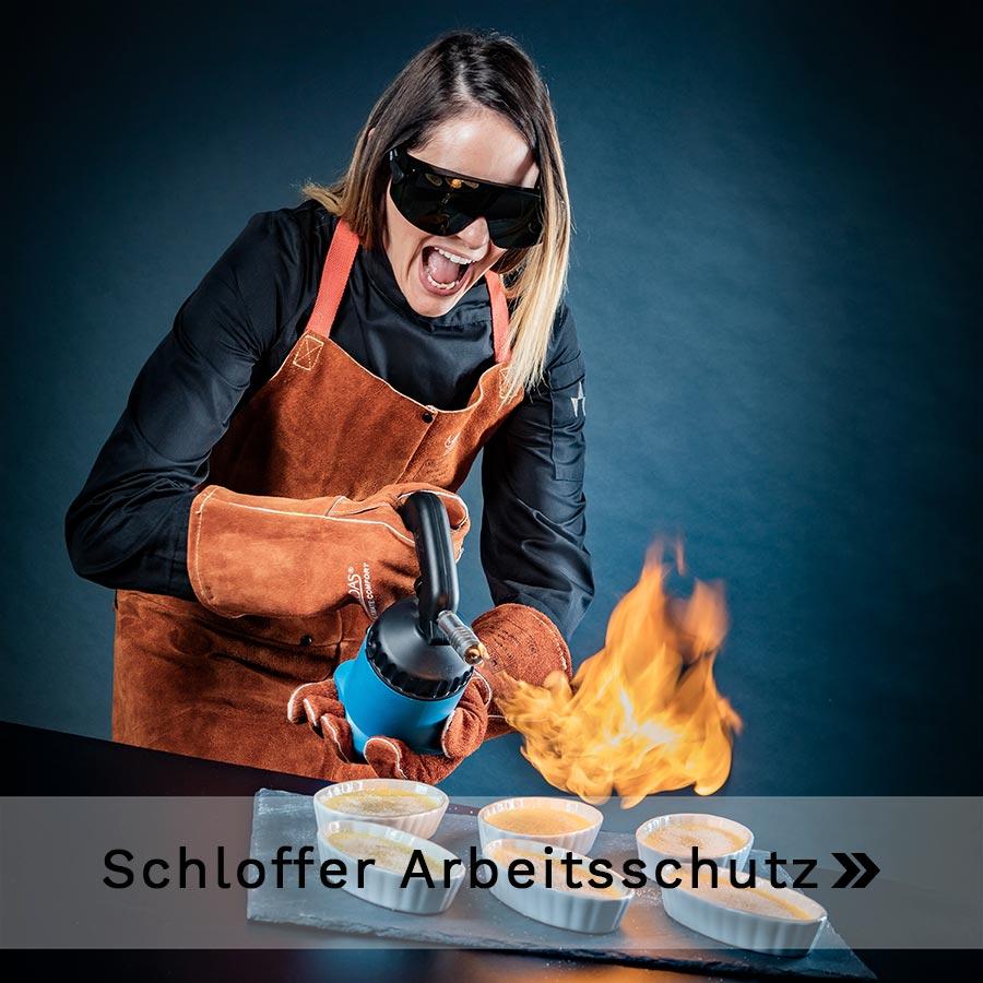 Werbefotografie Schlosffer Arbeitsschutz