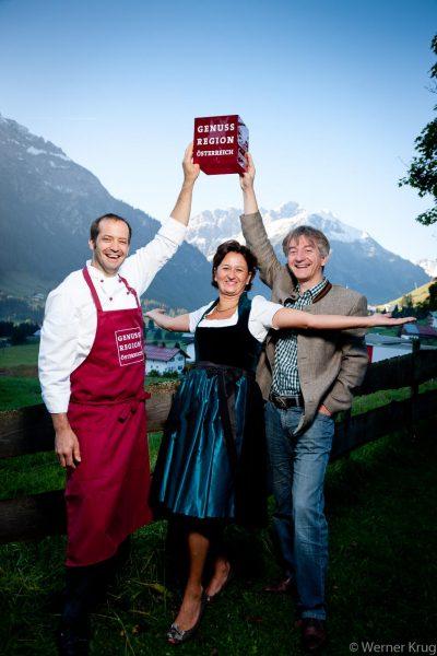 Werbefotografie Genuss Region Österreich